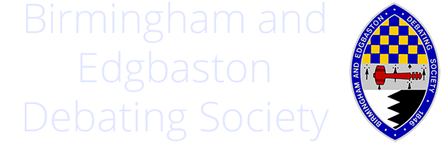 The Birmingham and Edgbaston Debating Society